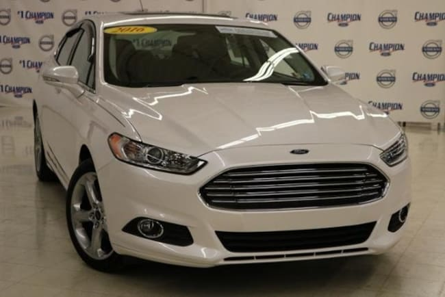 used 2016 ford fusion for sale erie pa 3fa6p0h95gr212689. Black Bedroom Furniture Sets. Home Design Ideas