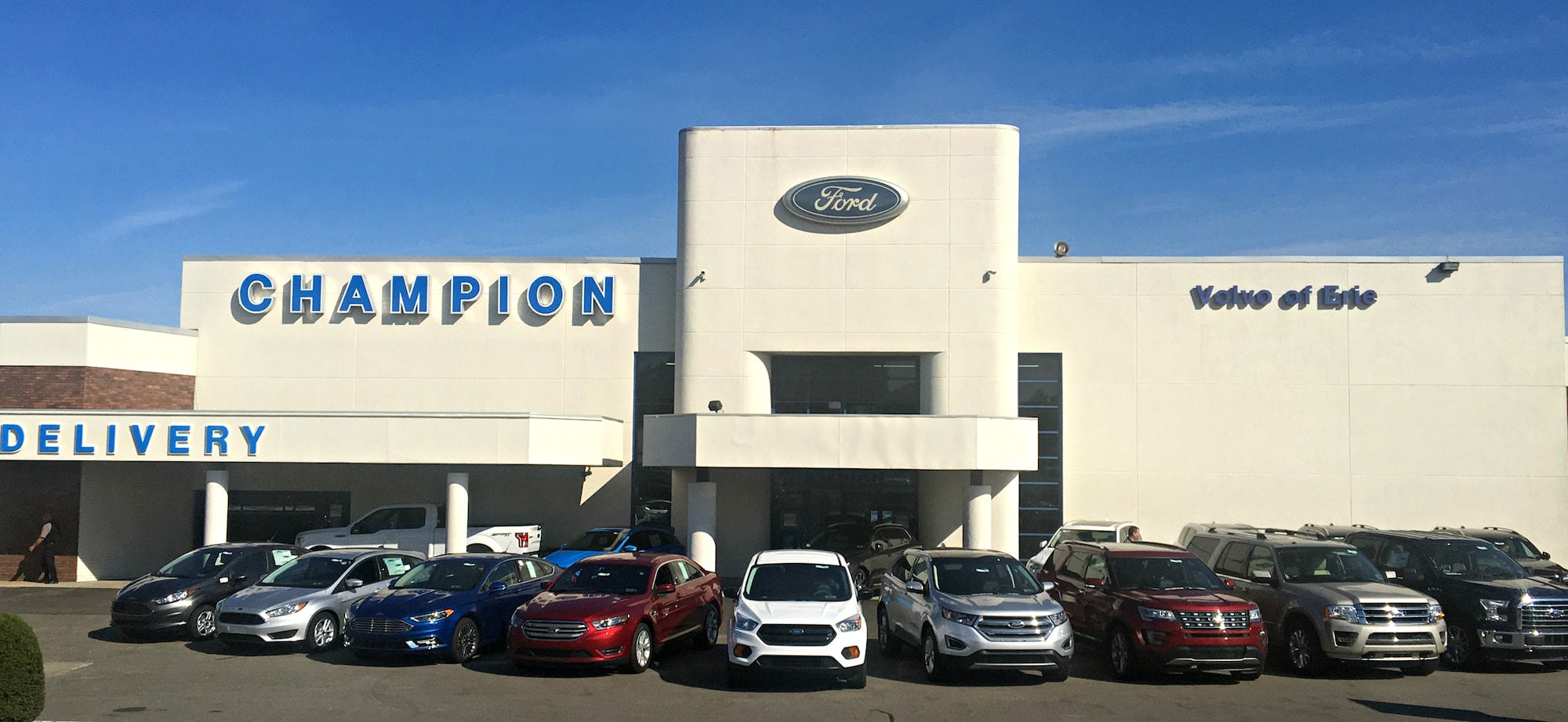 New And Used Ford Dealer Erie Champion Ford Sales