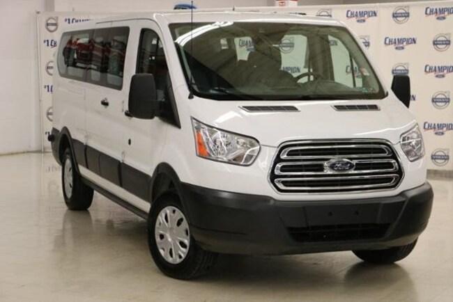 2017 Ford Transit-350 XLT Van