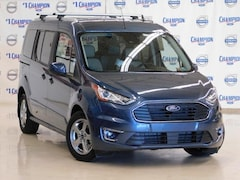 2019 Ford Transit Connect Titanium w/Rear Liftgate Van