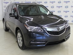 2016 Acura MDX 3.5L w/Advance & Entertainment Pkgs SUV
