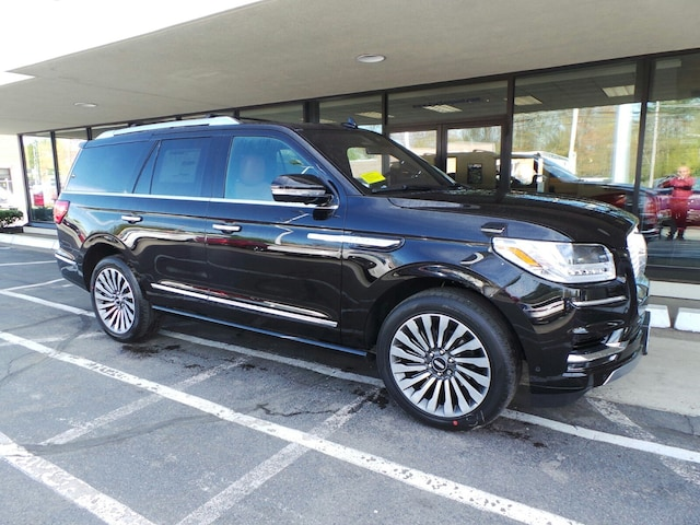 New 2019 Lincoln Navigator For Sale At Champion Lincoln Vin