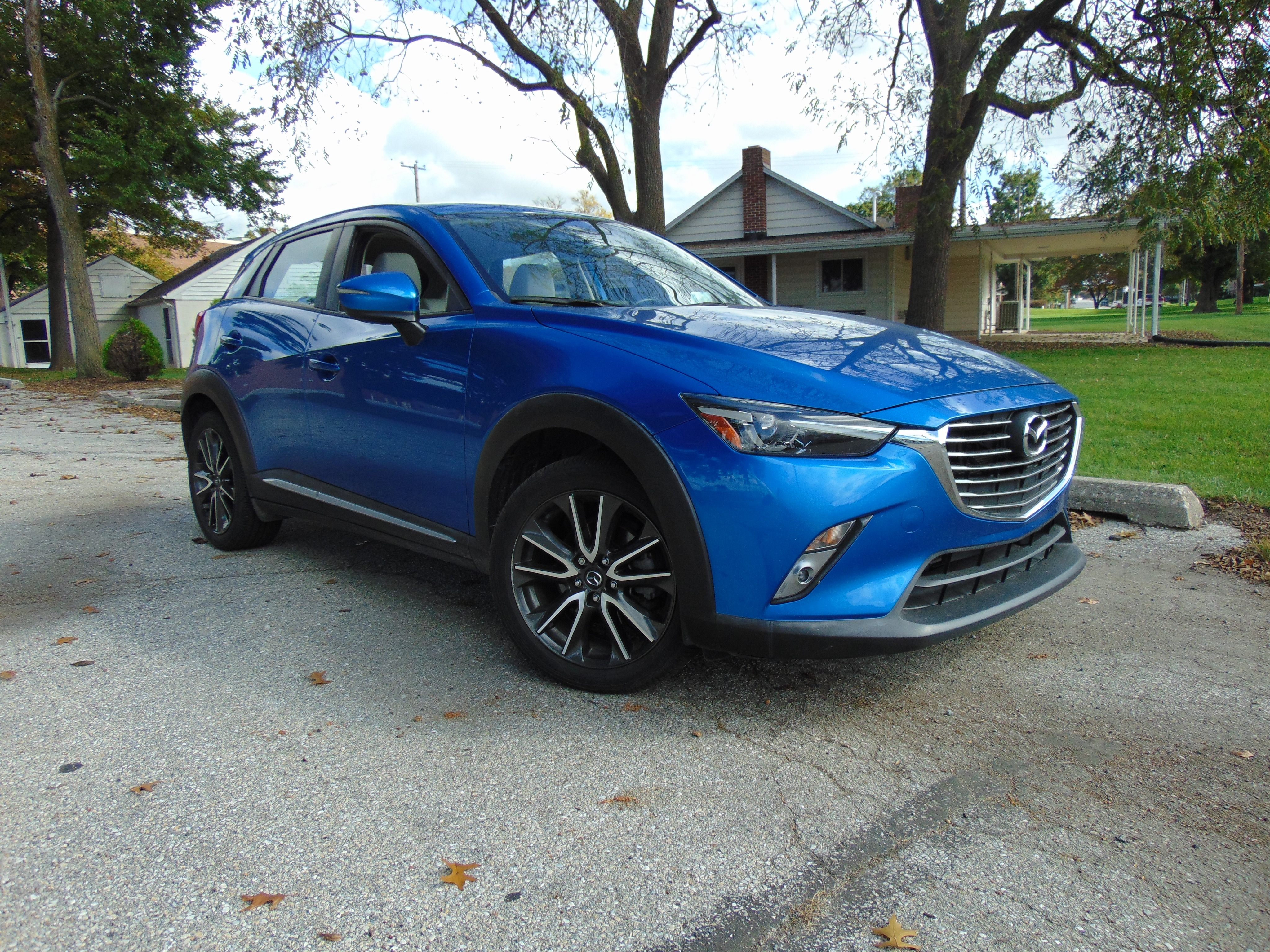 Charming Used 2016 Mazda Mazda CX 3 Grand Touring SUV JM1DKFD70G0139299 98702A In  Hanover, PA