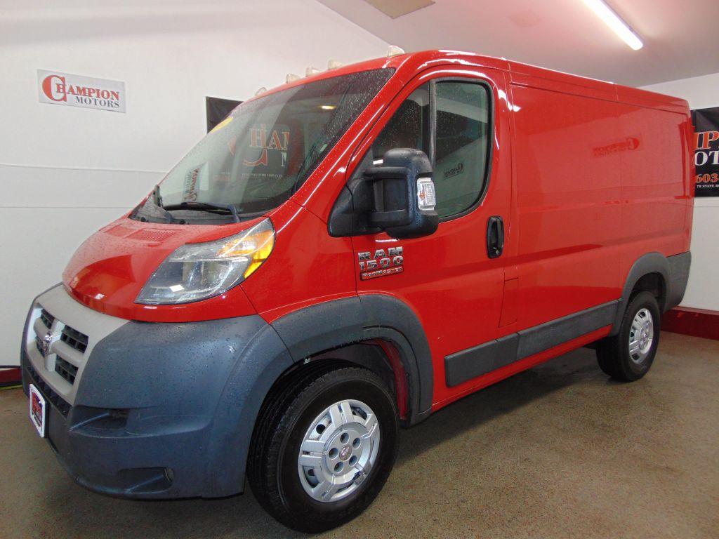 2014 Ram ProMaster 1500 1500 Standard Van