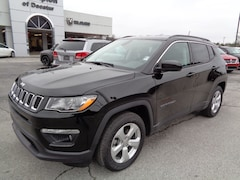 New Chevrolet Chrysler Dodge Jeep Ram 2019 Jeep Compass LATITUDE FWD Sport Utility Athens, AL