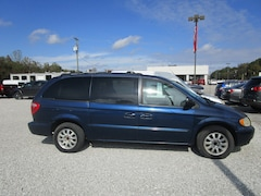 2002 Chrysler Town & Country LX Van