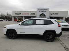 New Vehicles for sale 2020 Jeep Cherokee ALTITUDE FWD Sport Utility in Decatur, AL