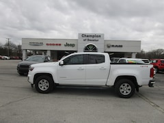Used Vehicles for Sale 2017 Chevrolet Colorado WT Truck Crew Cab Athens AL