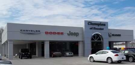 dodge dealership decatur al New Jeep, RAM, Dodge, Chrysler Dealer  Champion Of Decatur, Inc