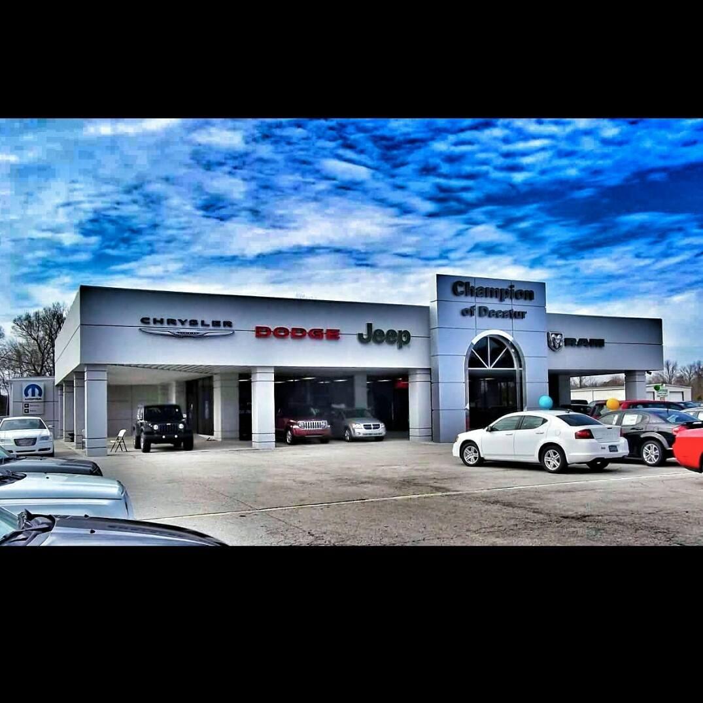 Car Dealerships In Decatur Al >> New Jeep, RAM, Dodge, Chrysler and Used Car Dealer Serving ...