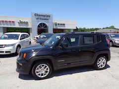 New Vehicles for sale 2019 Jeep Renegade LATITUDE FWD Sport Utility in Decatur, AL