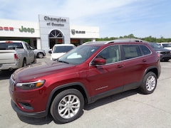 New Vehicles for sale 2019 Jeep Cherokee LATITUDE FWD Sport Utility in Decatur, AL