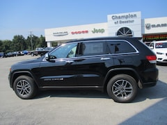 New Vehicles for sale 2020 Jeep Grand Cherokee LIMITED 4X2 Sport Utility in Decatur, AL