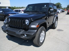 New Vehicles for sale 2020 Jeep Wrangler SPORT S 4X4 Sport Utility in Decatur, AL