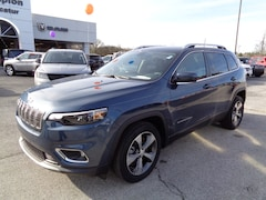 New Vehicles for sale 2019 Jeep Cherokee LIMITED FWD Sport Utility in Decatur, AL