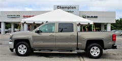 Used Vehicles for Sale 2017 Chevrolet Silverado 1500 LT w/1LT Truck Crew Cab Athens AL