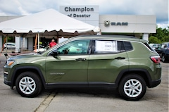 New Vehicles for sale 2020 Jeep Compass SPORT FWD Sport Utility in Decatur, AL