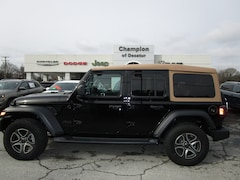 New Vehicles for sale 2020 Jeep Wrangler UNLIMITED BLACK AND TAN 4X4 Sport Utility in Decatur, AL