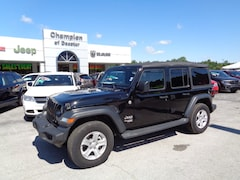 New Vehicles for sale 2018 Jeep Wrangler UNLIMITED SPORT S 4X4 Sport Utility in Decatur, AL
