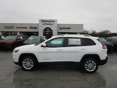 New Vehicles for sale 2020 Jeep Cherokee LATITUDE FWD Sport Utility in Decatur, AL