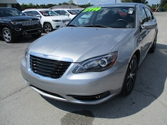 Certified Used 2014 Chrysler 200 Touring Sedan in Decatur, AL