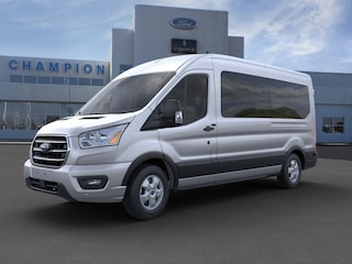 2020 Ford Transit-350 Passenger XLT Wagon Medium Roof Van