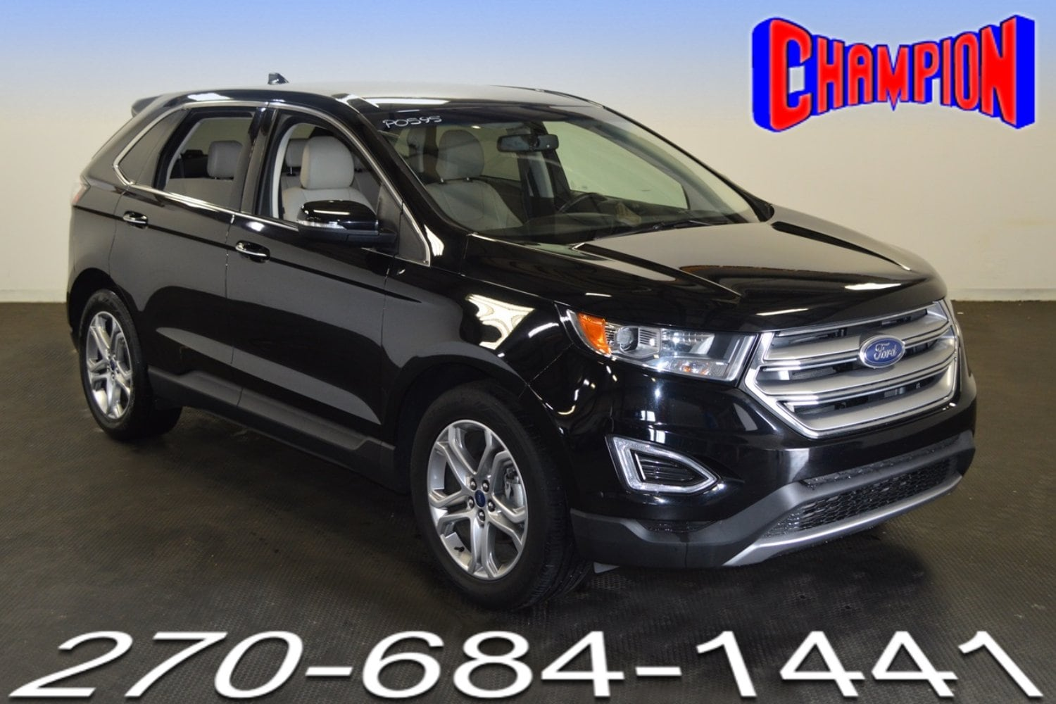 Champion Ford Owensboro Ky >> Used 2018 Ford Edge For Sale At Champion Ford Lincoln Inc Vin