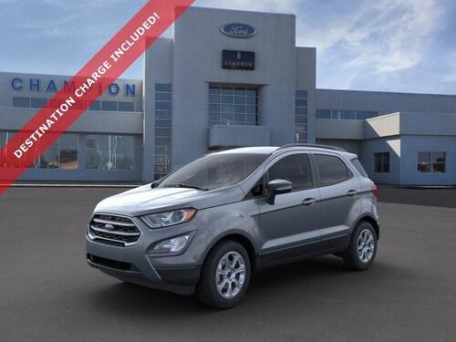 2019 Ford EcoSport SUV