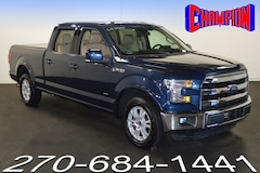 2016 Ford F-150 Lariat Truck SuperCrew Cab