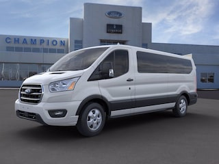 2020 Ford Transit-350 Passenger XLT Wagon Low Roof Van