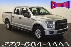 2015 Ford F-150 XL Truck SuperCrew Cab