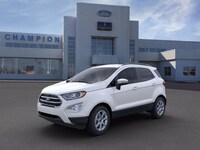 2020 Ford EcoSport SUV