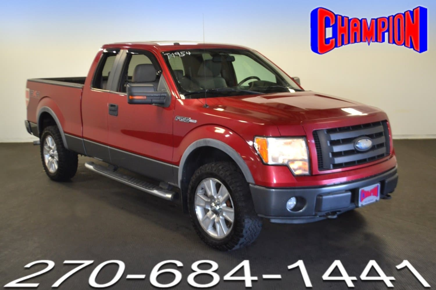 2009 Ford F-150 FX4 Truck Super Cab