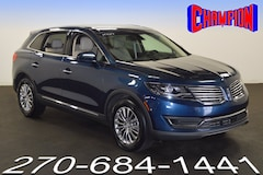 2017 Lincoln MKX Select Select AWD