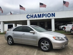 2006 Acura RL 4dr Sdn AT w/Tech Pkg (Natl) Car
