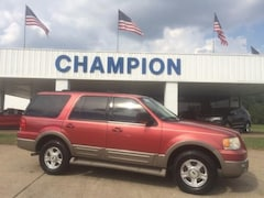 2003 Ford Expedition 4.6L Eddie Bauer Sport Utility