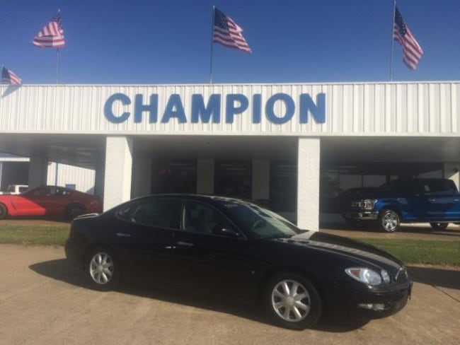 Champion Ford Reo >> Used 2006 Buick Lacrosse For Sale At Champion Ford Reo Vin