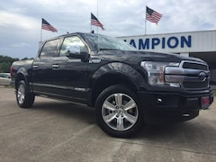 2018 Ford F-150 Platinum 4WD Supercrew Powerstroke Diesel Crew Cab Pickup