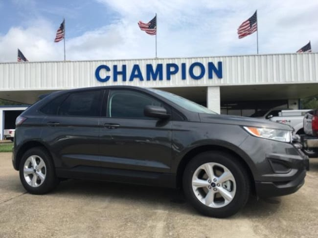 New 2018 Ford Edge For Sale at Champion Ford REO | VIN