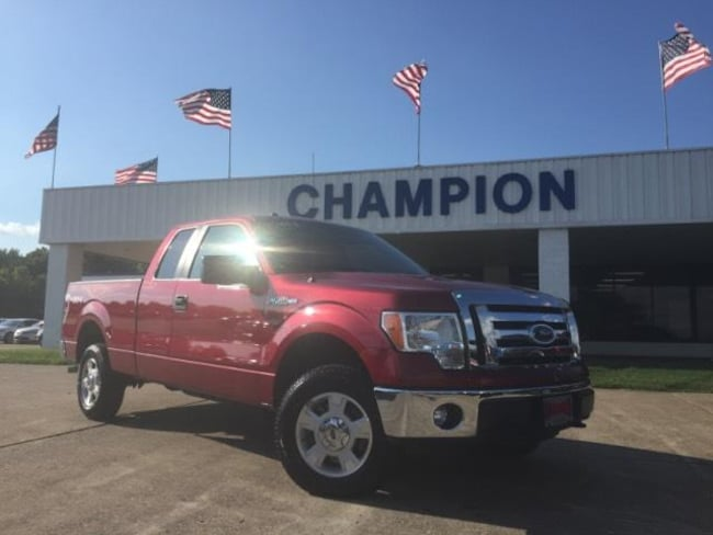 2014 Ford F-150 4WD Supercab 145 XLT Extended Cab Pickup