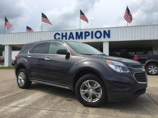 Champion Ford Reo >> Used 2016 Chevrolet Equinox For Sale At Champion Ford Reo