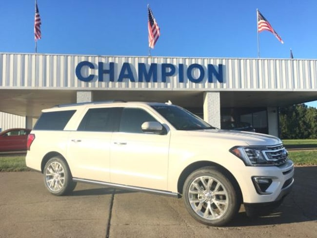 2018 Ford Expedition Max Limited 4x4 Sport Utility