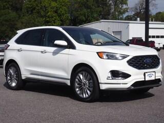 2020 Ford Edge Titanium Titanium  Crossover