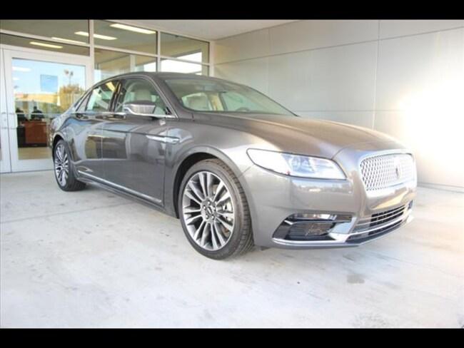 2018 Lincoln Continental Select Select  Sedan