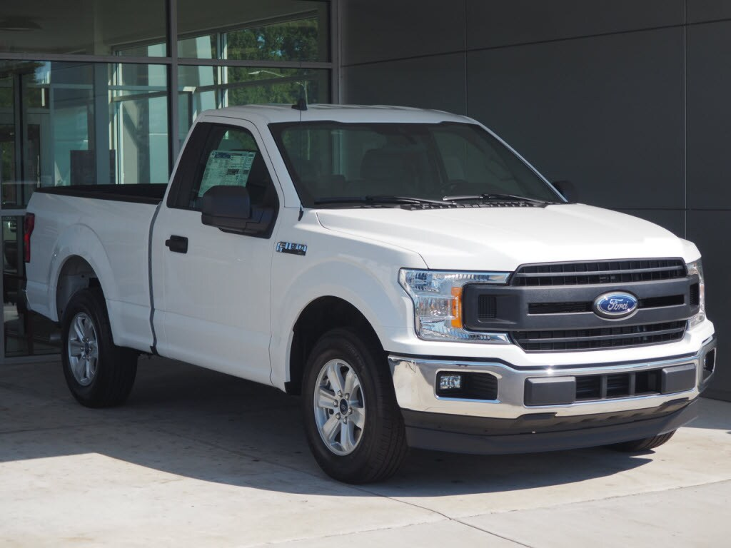 2020 Ford F-150 XL 4x2 XL  Regular Cab 6.5 ft. SB