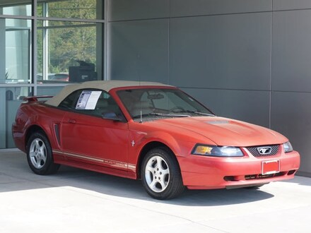 2001 Ford Mustang Base Convertible