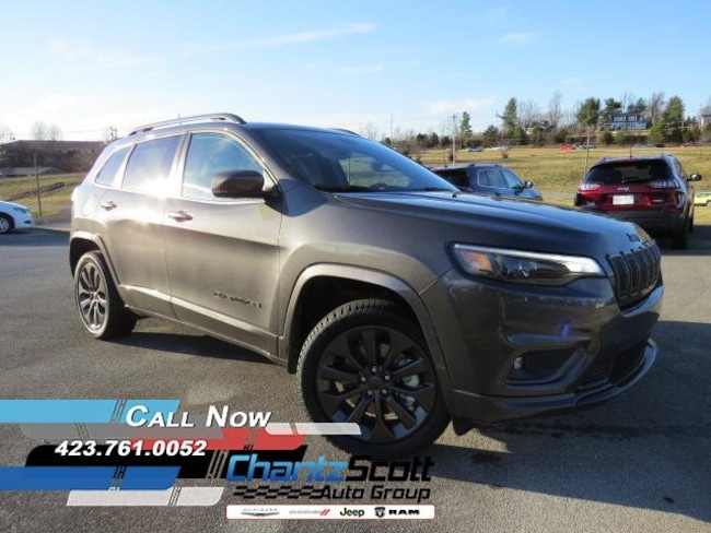 2019 Jeep Cherokee HIGH ALTITUDE 4X4 Sport Utility