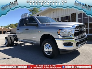 2020 Ram 3500 Chassis Cab 3500 TRADESMAN CREW CAB CHASSIS 4X4 60 CA Crew Cab