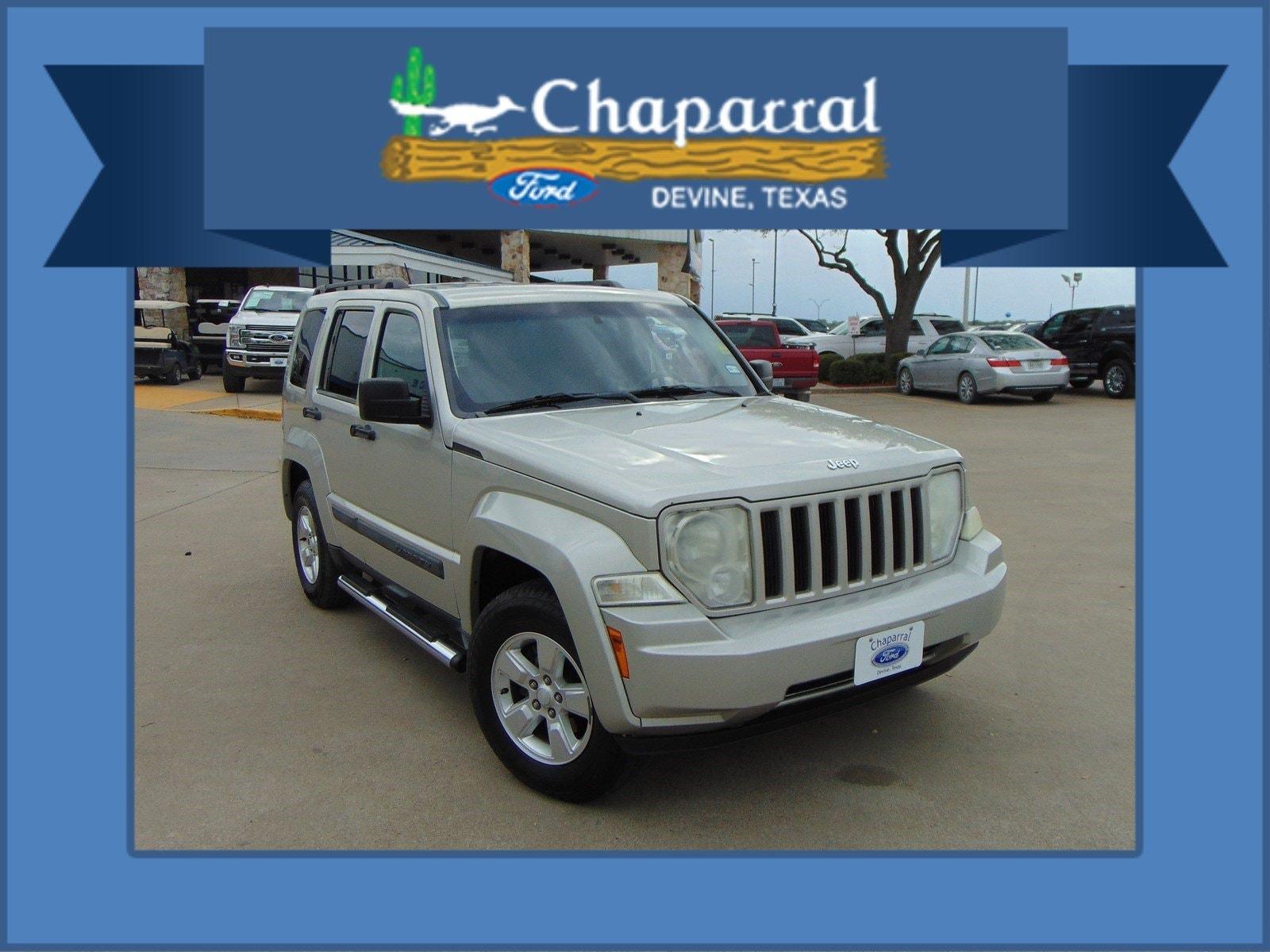 2009 Jeep Liberty Sport SUV