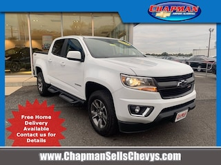 2017 Chevrolet Colorado 4WD Z71 Truck